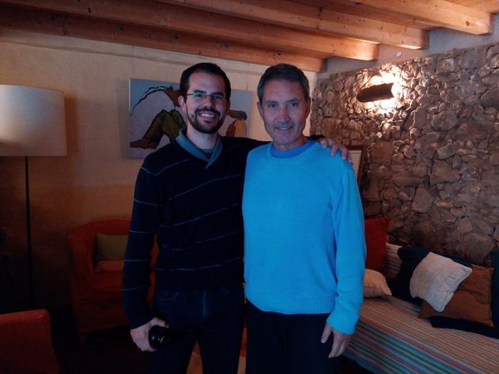 Retiro com Gustavo Ponce (2015)