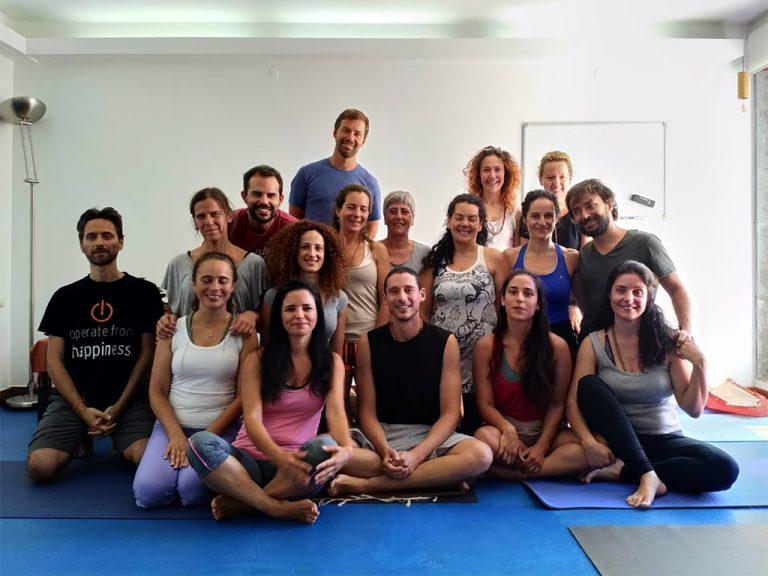 Formação em Yoga com Miguel Homem (2016-2018)