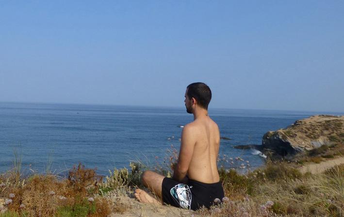Meditação no Yogamandir