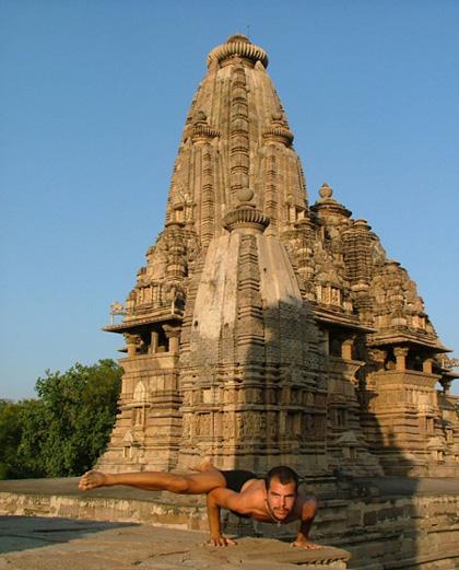 Khajuraho, Índia (2004)