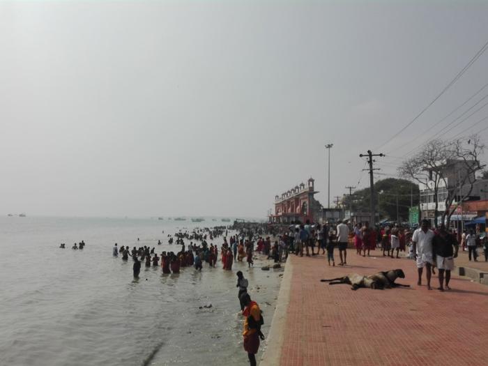 Rameshwaram, Índia (2017)