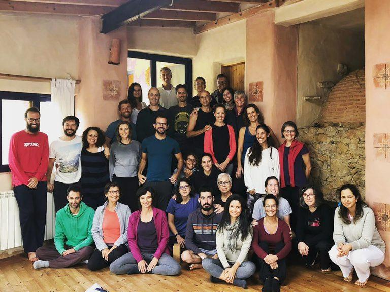 """Retiro de Yoga e Vedanta """"Jiva Yatra"""" (2018)"""