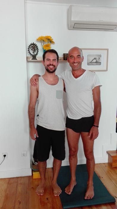 Simão com Billy Konrad (2016)