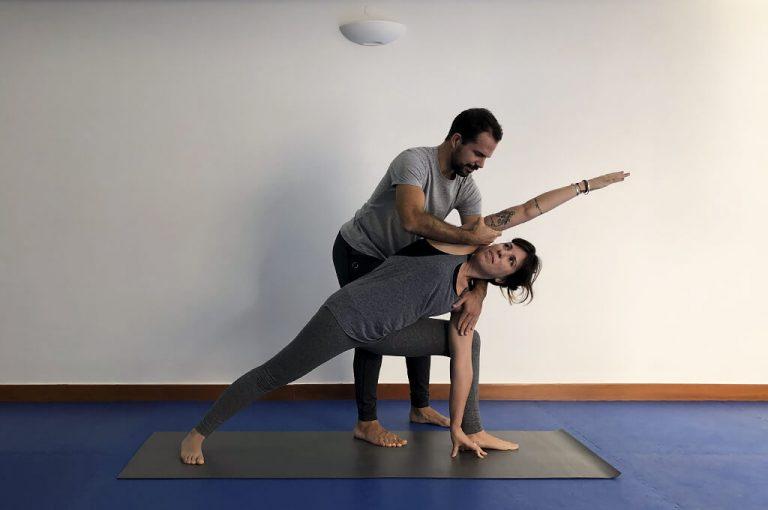 Aula Particular - Yoga Mandir