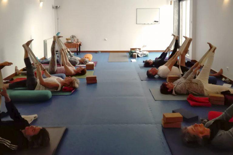 Aula Haṭha Yoga - Yoga Mandir