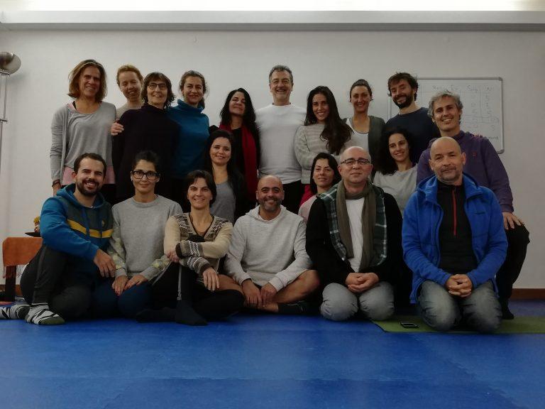 Curso com Tomás Zorzo no Yoga Mandir (2018)