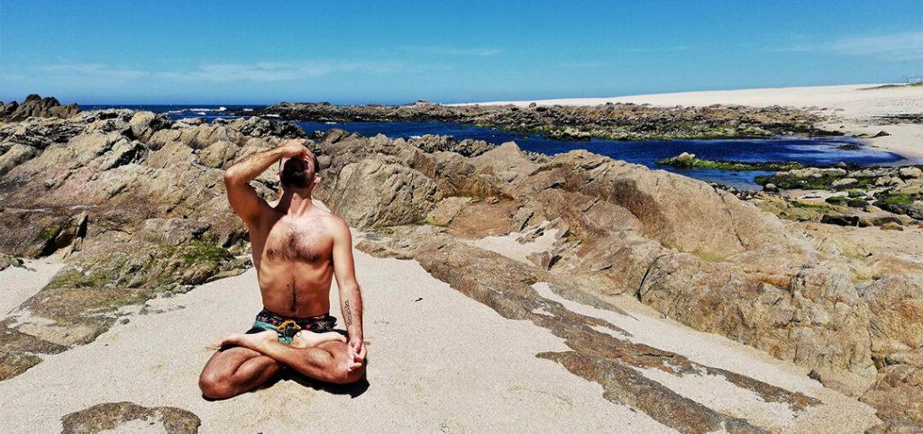 Simão Monteiro Hatha Yoga